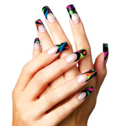 Школа наращивания ногтей. Курсы моделирования ногтей