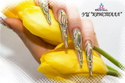 Курсы: наращивание ногтей,  дизайн,  ресниц,  волос,  визаж,  парикмахеров