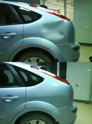 Ремонт вмятин на авто без нарушения лакокрасочного покрытия